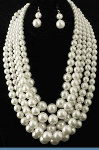 Styles That Stick Strand Of Pearls by 1000 Images About Pretty In Pink Pearls On