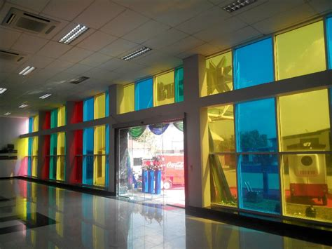 colored glass panels colored see through transparent glass solar panel