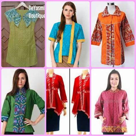 Baju Pakaian Pesta Terbaru New Friza Printing Murah Simple model baju dari bahan embos batik koleksiku