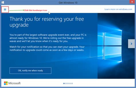 windows 10 free upgrade tutorial tutorial how to reserve and cancel your free windows 10