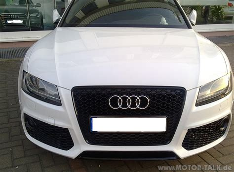 Audi A4 B8 Wabengrill by 230520111983 Wabengrill Auch F 252 R Den A4 8k Siehe Bild