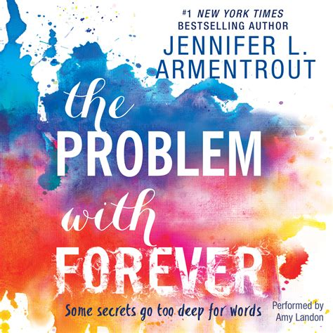 the problem with forever download the problem with forever audiobook by jennifer l armentrout for just 5 95