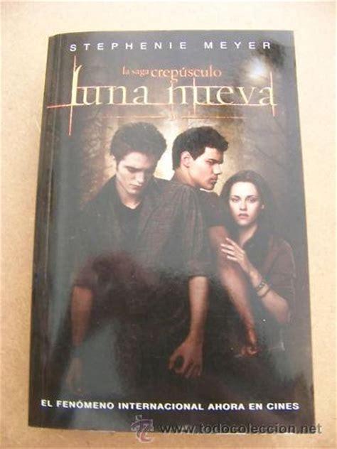 libro saga 2 saga crep 250 sculo libro 2 luna nueva portada ci comprar libros de novela infantil y juvenil en