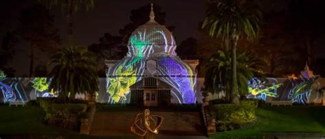 illuminate sf festival of light 2017 10 best light displays 2017 in san francisco