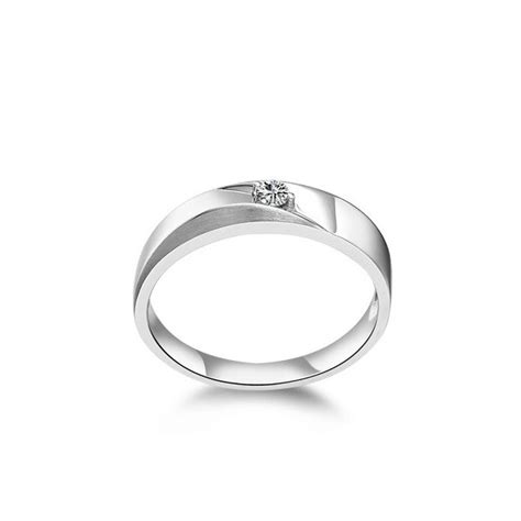 unique 1 5 carat mens wedding band on 10k white