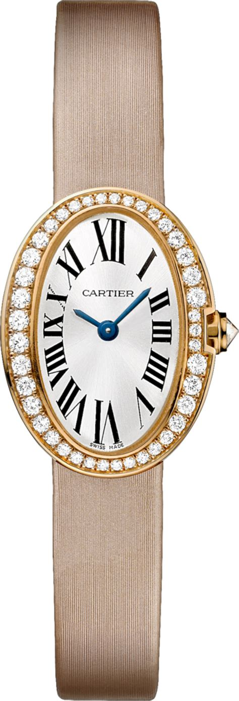 Cartier Mini Baignoire WB520028 Rose Gold Watch   World's Best
