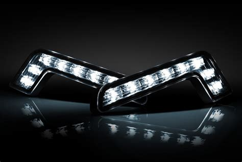 custom daytime running lights drls carid