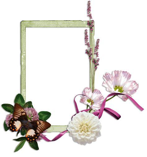 imagenes en png de flores marcos gratis para fotos marcos florales png marcos de