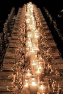 Candle Runner Centerpiece 1000 Ideas About Candle Wedding Centerpieces On