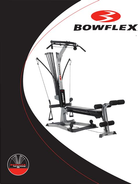 bowflex home 001 6961 user guide manualsonline