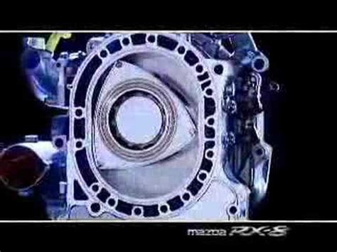 mazda motoru motor rotativo mazda rx 8 quot renesis quot