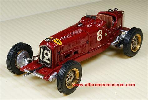alfa romeo carabo kit car 1932 p3 monoposto 1 43 171 alfa romeo model car museum