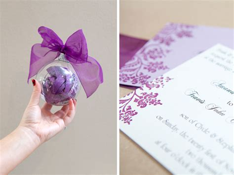 how to make an wedding invitation card how to make a diy wedding invitation ornament