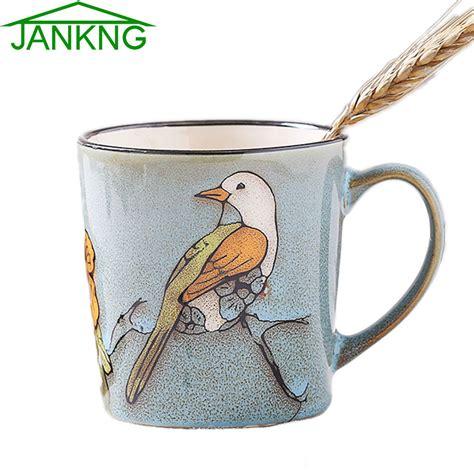 Handmade Cups - jankng 500ml handmade ceramic mug cups porcelain