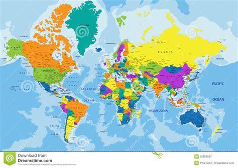 mondos world cartina politica mondo con nomi my blog