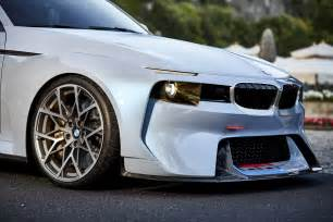 Bmw 2002 Concept Bmw 2002 Hommage Concept Reimagined As An Open Top