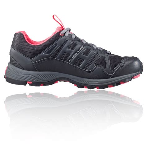 waterproof athletic shoes helly hansen pace ii ht womens black waterproof running