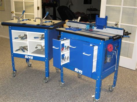 kreg router table cabinet 1000 images about kreg on folding sawhorse