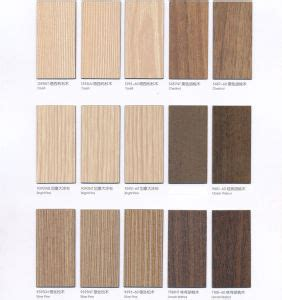 China Popular Wood Grain Formica Laminate Board Waterproof