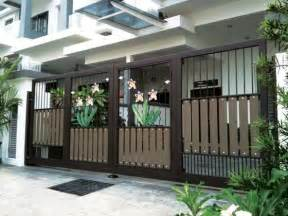 modern homes entrance gate designs home interior