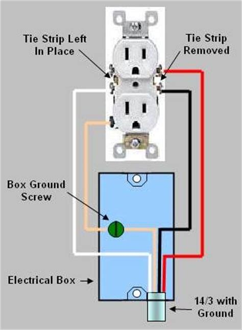 outlet wiring question help electrical page