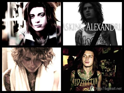 Alexandria Search Asking Alexandria Ben Bruce Background Wallpaper Hd