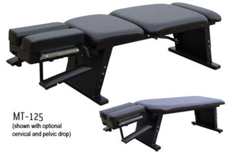 Chiropractic Table For Sale by New Mt Tables Mt 125 Chiropractic Table For Sale Dotmed
