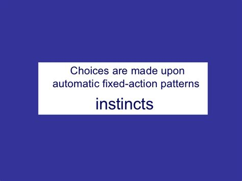fixed action pattern definition psychology influence the psychology of persuasion