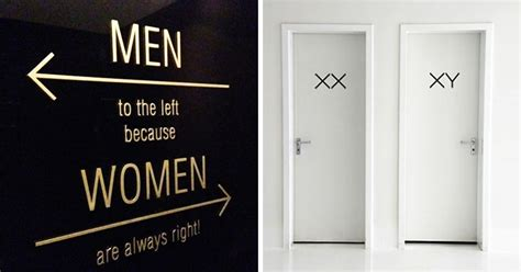 bathroom door signs funny 19 of the most original bathroom signs ever made 8 is