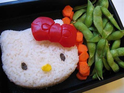 Nasi Bento Hello obento marmitas japonesas a arte da culin 225 ria suki desu