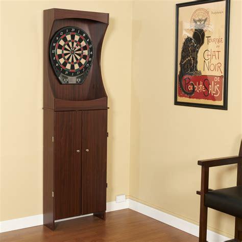 Electronic Dart Board Cabinet Set by Electronic Dart Board Cabinet Set Cabinets Matttroy