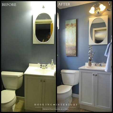 staging a small bathroom a small bathroom before and after staging our staging