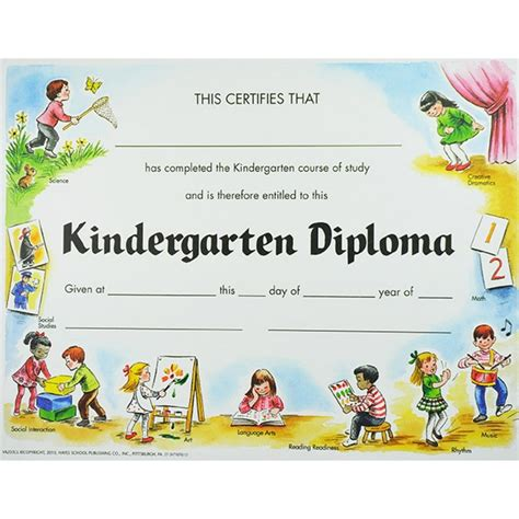 1000 images about kindergarten diplomas on pinterest