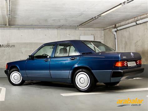 Mercedes 190d by 1993 Mercedes 190 Serisi 190 D 2 5 Arabalar Tr