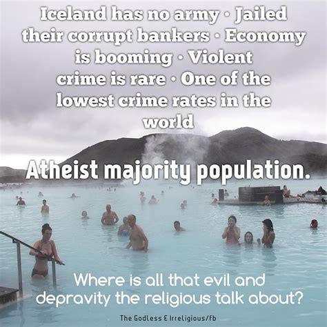 Iceland Meme - iceland an atheist utopia the meme policeman