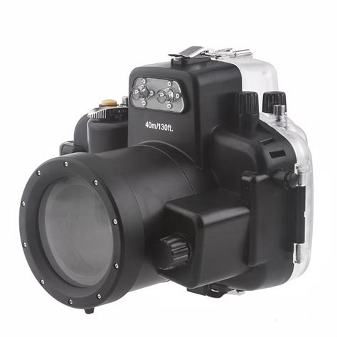 Underwater Meikon Waterproof For Nikon D7000 Black meikon 40m waterproof underwater housing bag for nikon d7000 eachshot