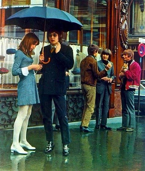 people in their sixties if young people had smartphones in swinging 60s london