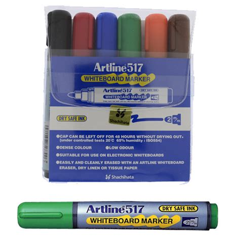 Pen Paper Pentel Whiteboard Marker Mw85 whiteboard pens artline ek517 pack of 6 colours free delivery uk eu