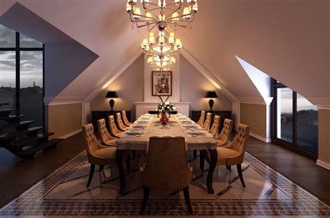 semiclassic dining room  model max fbx