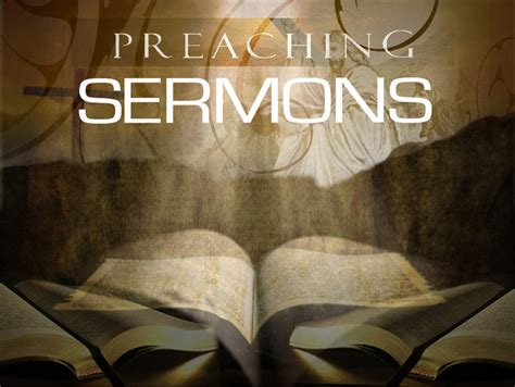 church sermon topics
