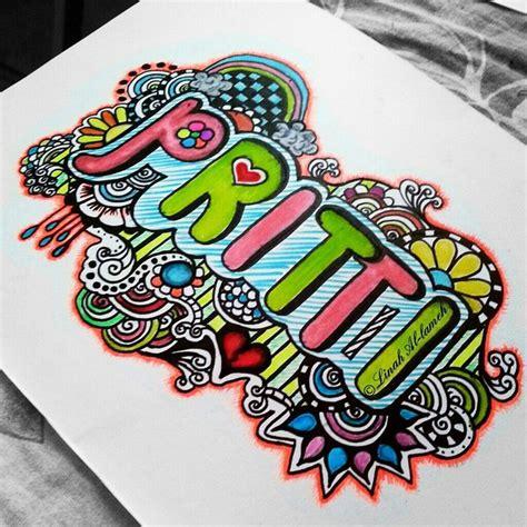 doodle name joshua pritti name doodle image 2757390 by d on favim