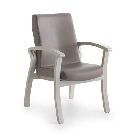 armchair washable wide seat for nursing home idfdesign