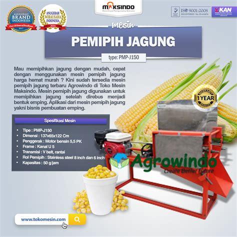 Mesin Pemipil Jagung Maksindo mesin pemipil jagung ppl 1000 agrowindo agrowindo