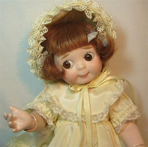 german bisque googly doll bisque kestner 221 googly doll from rlreproshop on