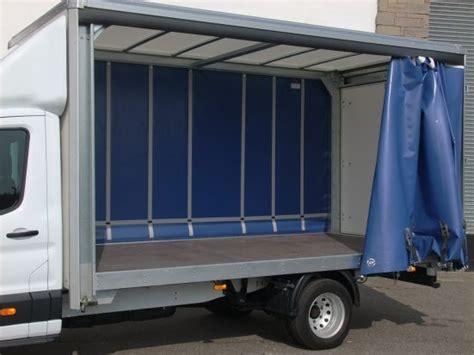 curtain side van hire maun motors self drive curtain side van hire 3 5t rental