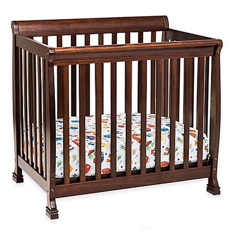Da Vinci Mini Crib Bedding Buy Davinci Kalani Mini Crib In Espresso From Bed Bath Beyond