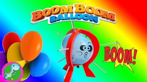 juegos de mesa para ninos quot boom boom balloon quot espa 209 ol juegos de mesa juegos e