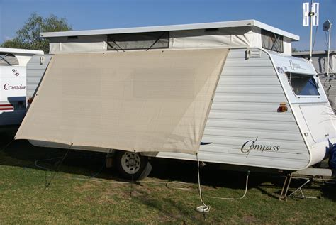 Shade Cloth Awnings For Caravans by Five Budget Caravan Modifications Leisureboom