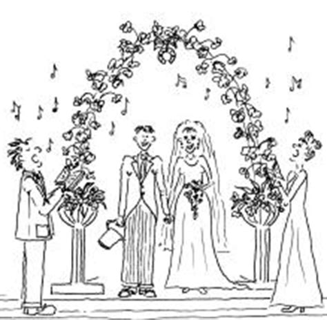 Wedding Arch Drawing by The Food Of Opera Singers For Weddings List