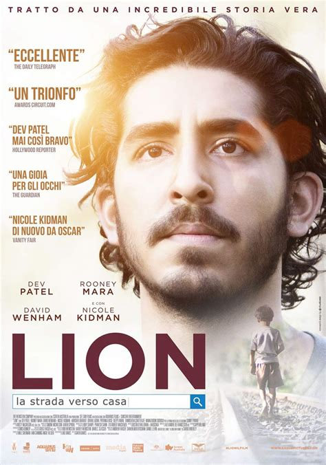 film company with lion lion 2016 poster 1 trailer addict